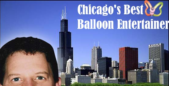 Chicago Balloon Entertainer